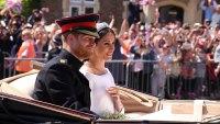 Prince Harry and Meghan Markle Wedding