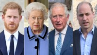 Prince Harry to Meet With Queen, Prince Charles, William on Monday to Talk Stepping Down: Report