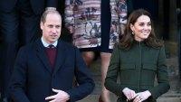 Prince William and Catherine Duchess of Cambridge Kate Family Drama Bradford Town Hall