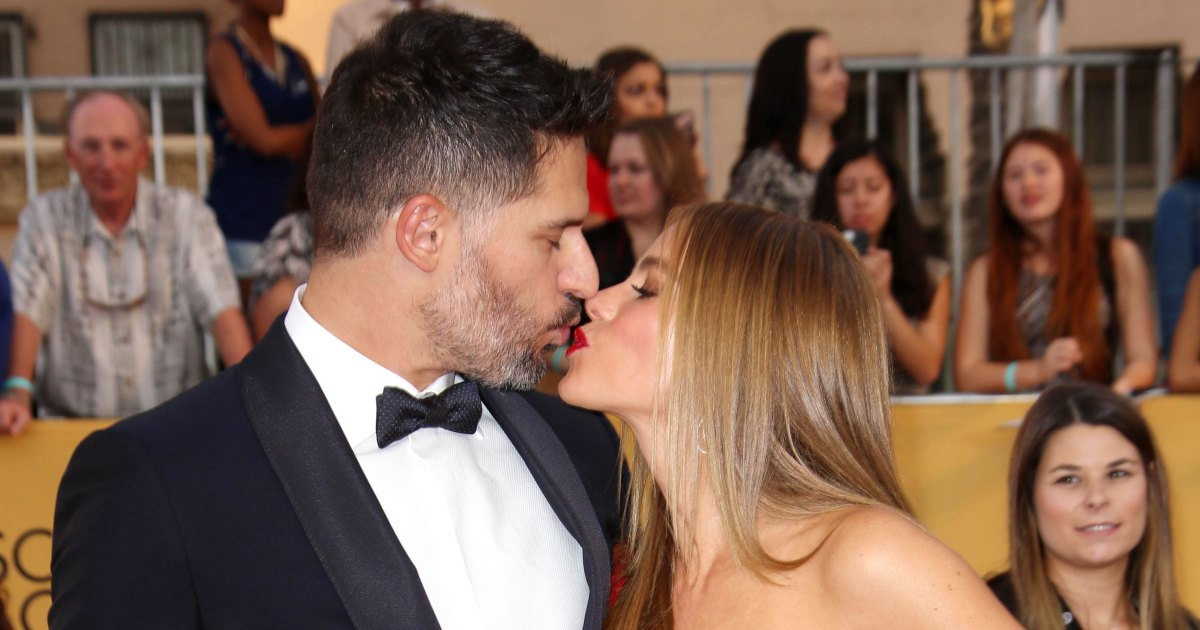 Celebrity PDA at the SAG Awards Over the Years