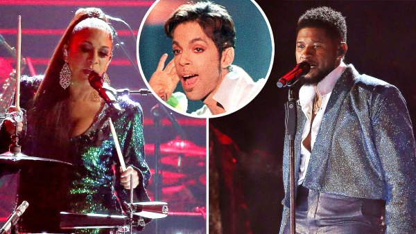 Sheila E Usher Honor Prince Special Grammys Tribute Performance