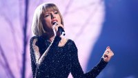 Taylor Swift Performs at Grammys 2016