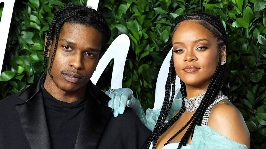 Theres Nothing Romantic Between A$AP Rocky and Rihanna