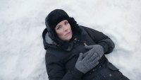 Winona Ryder Visits Her Birthplace of Winona Super Bowl Commercial