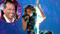A-Rod Had Derek Hough Film Good Luck Video for J. Lo Before Halftime Show