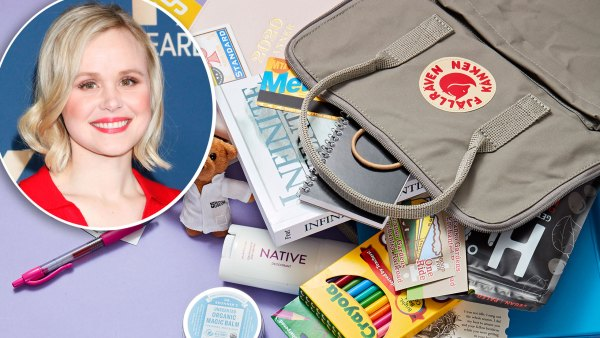 Alison Pill: What's In My Bag?