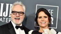 Amy Landecker Describes Her Husband Bradley Whitford Blending Families