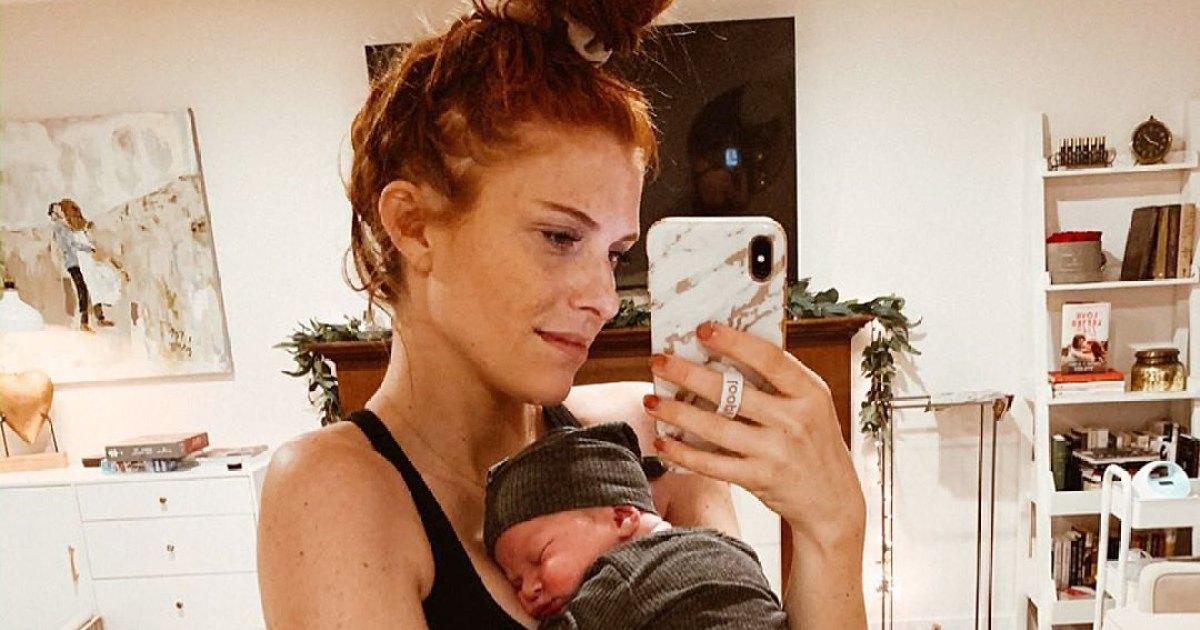 Audrey Roloff Describes Mastitis, Pelvis Separation Following Son's Birth