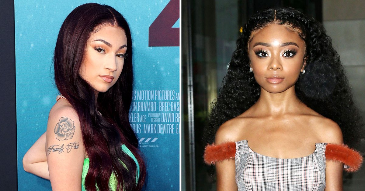 Bhad Bhabie Hits Back After Skai Jackson Gets Restraining Order Against Her