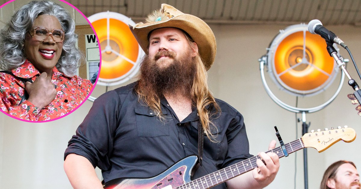 Chris Stapleton Gives Surprise Performance at Tyler Perry's Madea Farewell Tour