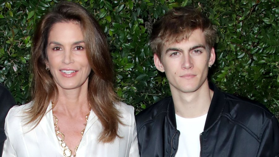 Cindy Crawford's Son Presley Gerber Gets Face Tattoo That Says 'Misunderstood'