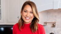 Ginger Zee Inside My Kitchen