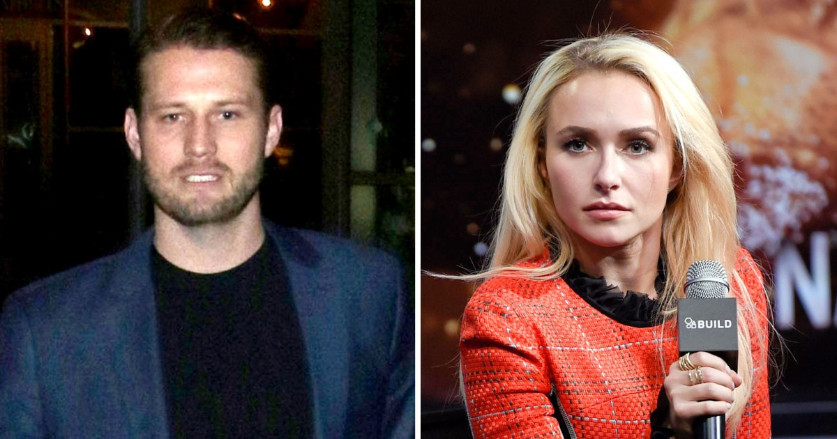 Hayden Panettiere's Boyfriend Arrested After Allegedly Punching Her