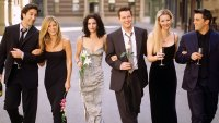 How Much the 'Friends' Cast Is Getting Paid for the Reunion Special