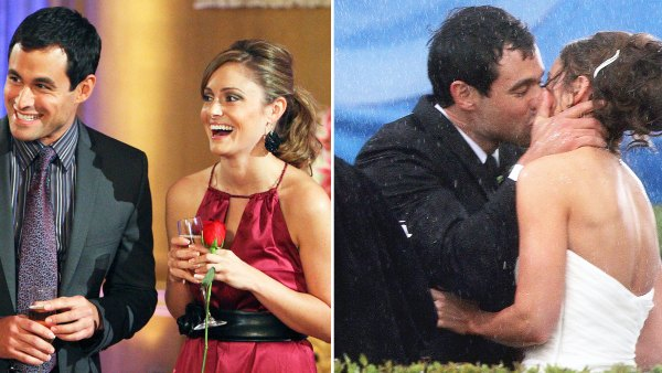 Jason Mesnick and Molly Malaney Unconventional Bachelor Love Story