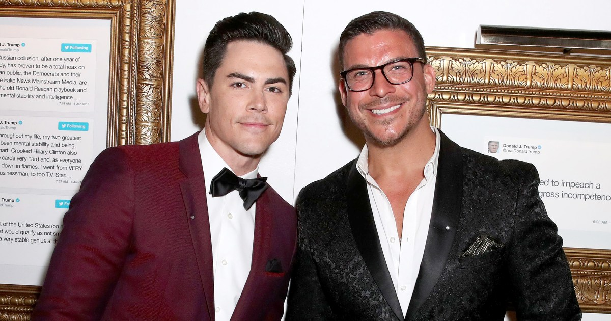 Jax Taylor: Tom Sandoval 'Does Things for TV' to Make Him 'Look Good'