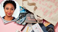 Jerrika Hinton: What's In My Bag?