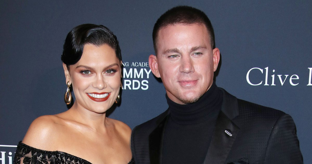 Channing Tatum, Jessie J Have Playdate With His Daughter Everly