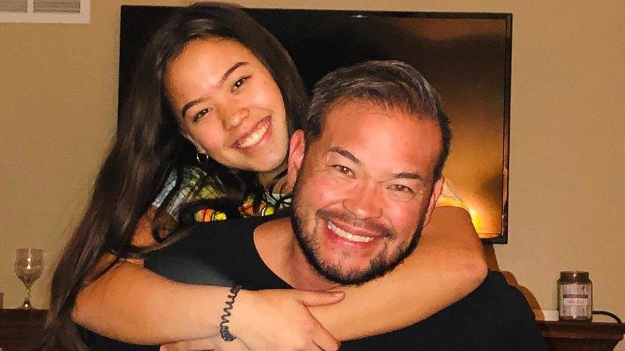 Jon Gosselin Shares Photo With Daughter Hannah for Kobe Bryant #GirlDad Tribute