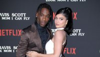 Kylie Jenner Has Fun Night Out With Ex Travis Scott at Oscars 2020 Afterparty