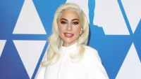 Lady Gaga Cuddles With New Man Michael Polansky in Instagram Pic