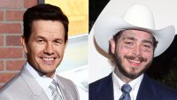 Mark Wahlberg Gives Post Malone Tattoo Advice