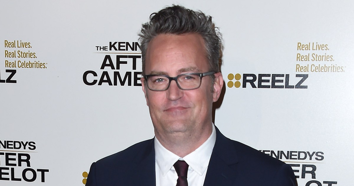 Who Encouraged Matthew Perry to Join Instagram?