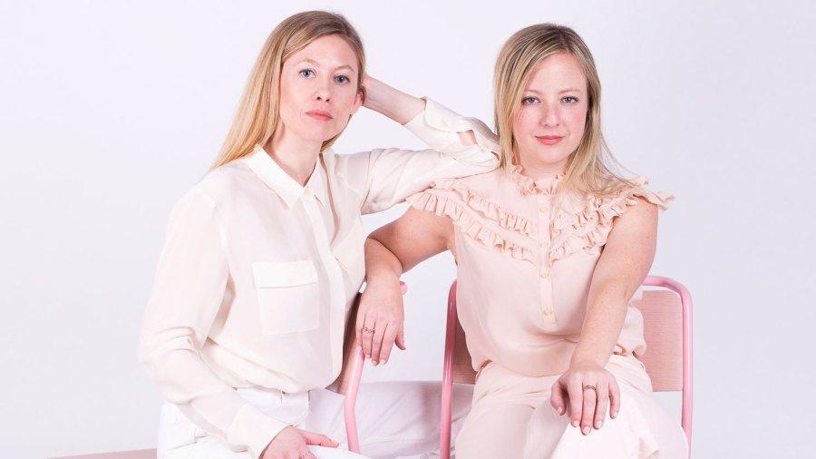 Nikki Huganir and Erica Blumenthal Yes Way Rose