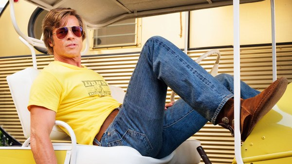 Oscars Predictions Brad Pitt in Once Upon A Time In Hollywood