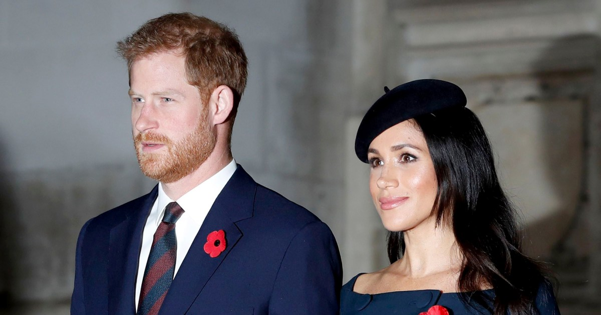 Prince Harry, Meghan Markle Fire Entire U.K. Staff After Royal Exit: Report