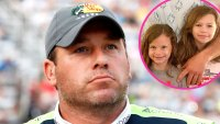 Ryan Newman All Smiles With His Daughters After Daytona 500 Wreck