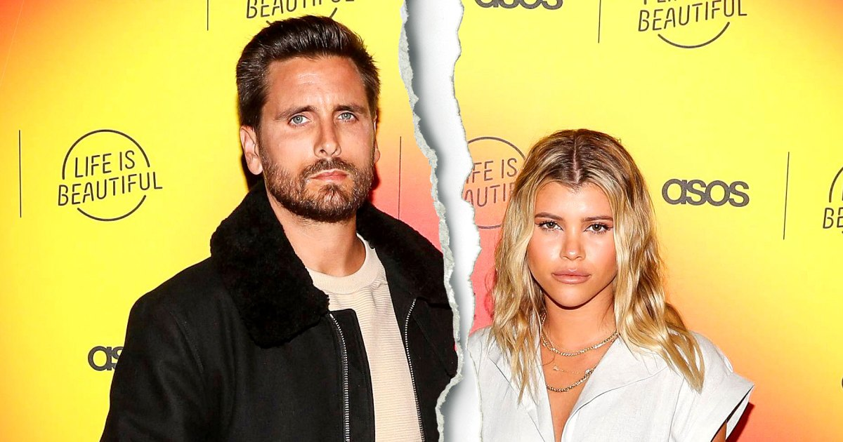 Photo of Scott Disick and Sofia Richie Split After Nearly 3 Years Together