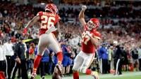 The Kansas City Chiefs Defeat the San Francisco 49ers