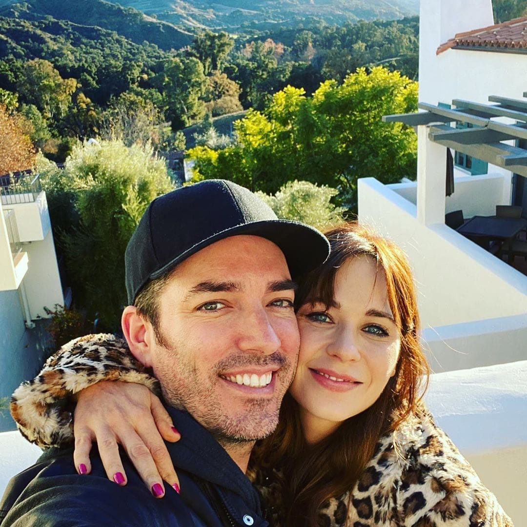 Jonathan Scott Savagely Responds to Zooey Deschanel Engagement Rumors