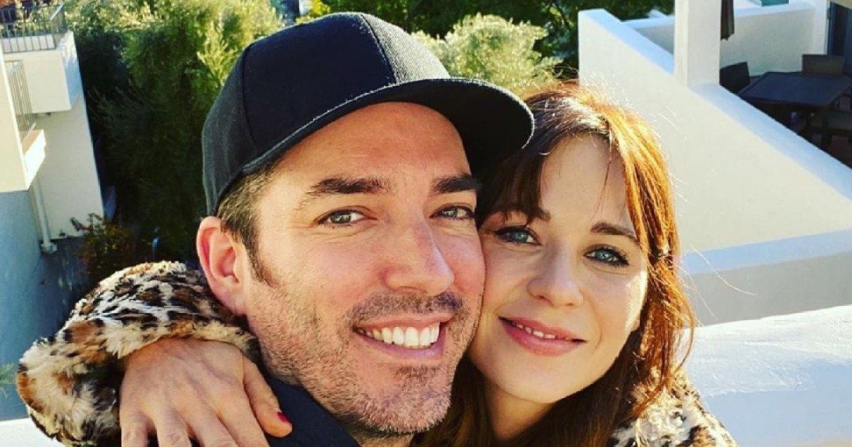Jonathan Scott Savagely Responds to Zooey Deschanel Engagement Rumors 1