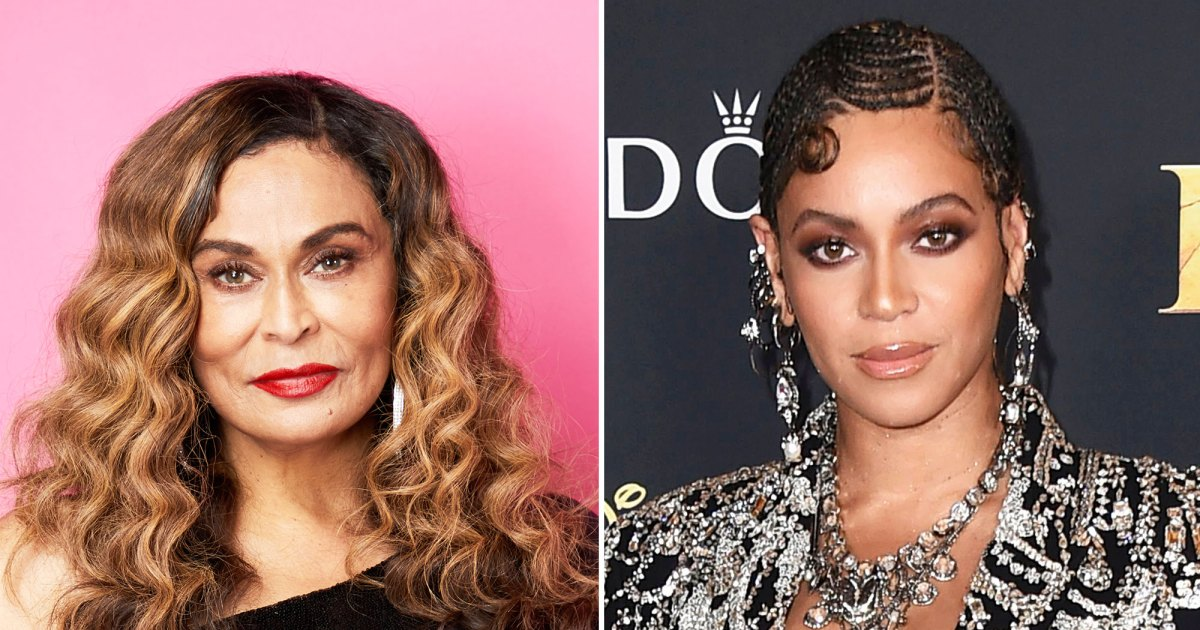 Beyonce's Mom Tina Knowles Keeps Up With Her on Instagram