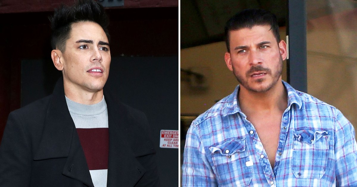 Tom Sandoval Reacts to Jax Taylor's Tweets: 'He's Angry and Projecting'