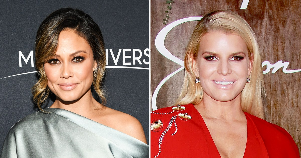 Vanessa Lachey Defends Viral Response to Question About Jessica Simpson