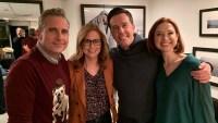 12 November 2018 Jenna The Office reunion
