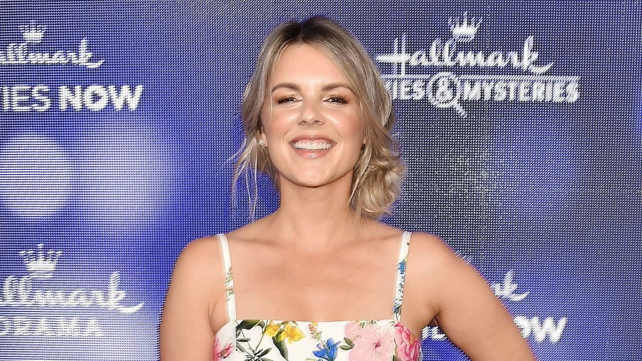 Ali Fedotowsky Embraces Her Body in One-Piece Bathing Suit