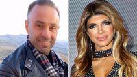 Joe Giudice Flirts With Teresa Giudice 1 Day After Admitting He 'Failed' Their Marriage