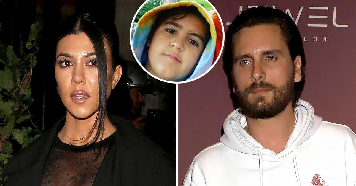 Kourtney Kardashian, Scott Disick Made Son Mason Delete ...