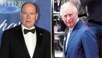 Prince Albert Denies Contaminating Prince Charles With Coronavirus We Never Shook Hands