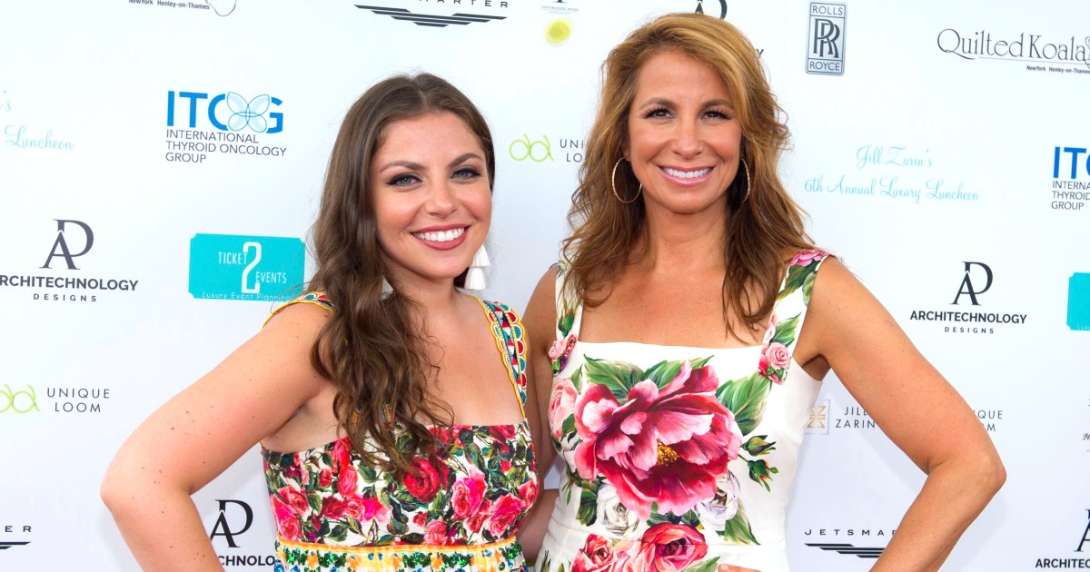 Photo of 'RHONY' Alum Jill Zarin Conceived Daughter Ally Shapiro With a Sperm Donor | Us Weekly