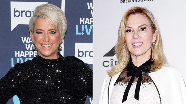 RHONY's Dorinda Medley Reveals Whether She's on Good Terms With Ramona Singer