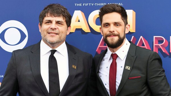 Thomas Rhetts Dad Welcomes Baby Boy One Month After Granddaughters Birth