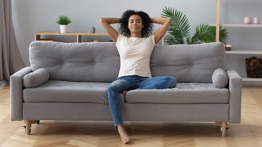 woman-relaxing-at-home