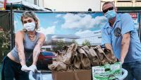 Miley Cyrus and Boyfriend Cody Simpson Drop Off 120 Taco Meals to Healthcare Workers Amid Coronavirus Pandemic