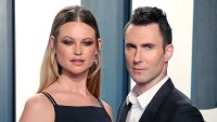 Adam Levine Confirms Wife Behati Prinsloo Is Not Pregnant With Baby No. 3: 'She'd Punch Me'