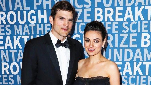 Ashton Kutcher and Mila Kunis Launch Quarantine Wine for Charity